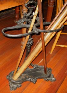 Cast Iron Umbrella Stand