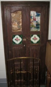 Pair of Cabinet Door from India